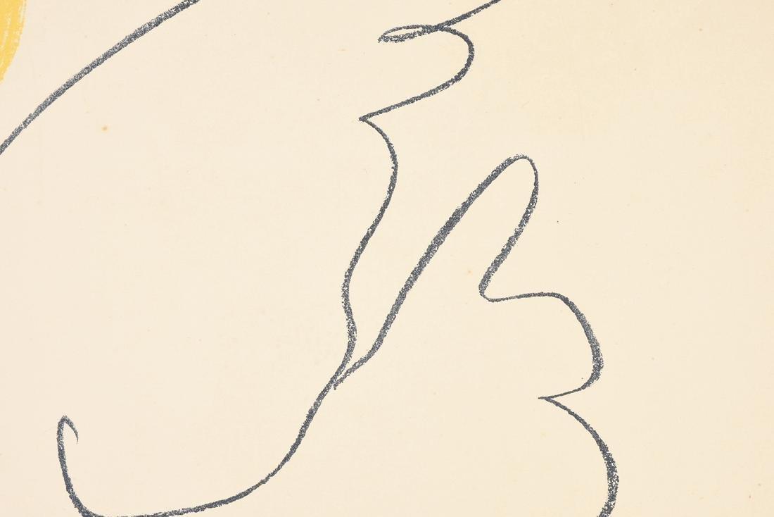 """PABLO PICASSO (Spanish 1881-1973) A LITHOGRAPH, """"La - 5"""