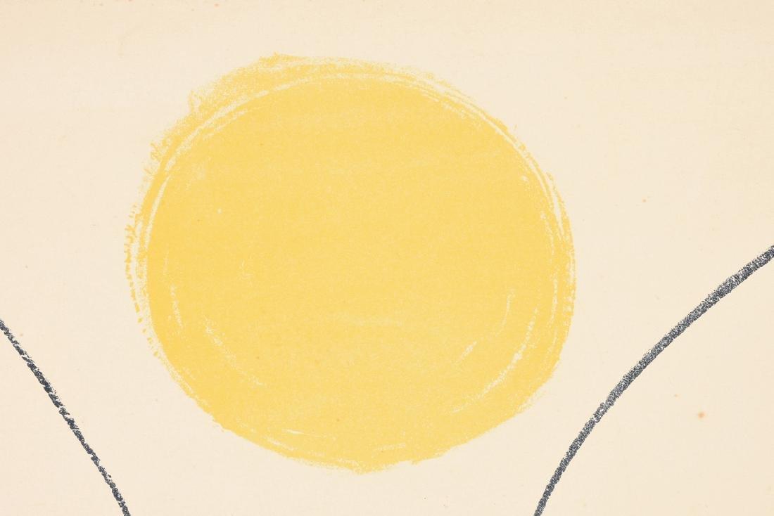 """PABLO PICASSO (Spanish 1881-1973) A LITHOGRAPH, """"La - 8"""