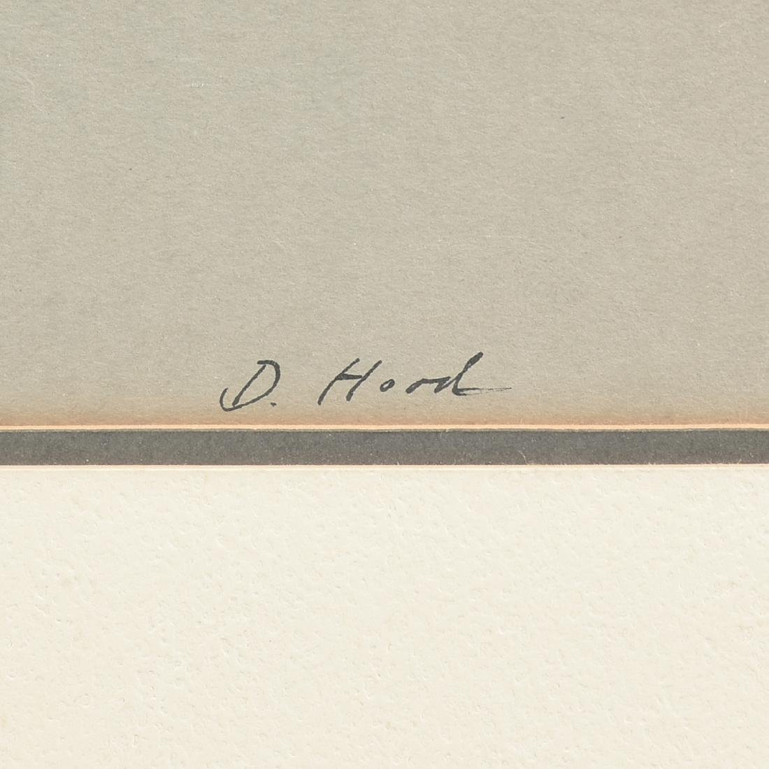 DOROTHY HOOD (American/Texas 1918-2000) A PAINTING, - 7