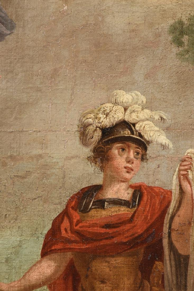 "ITALIAN SCHOOL (18th/19th Century) A PAINTING, ""Cupid, - 5"