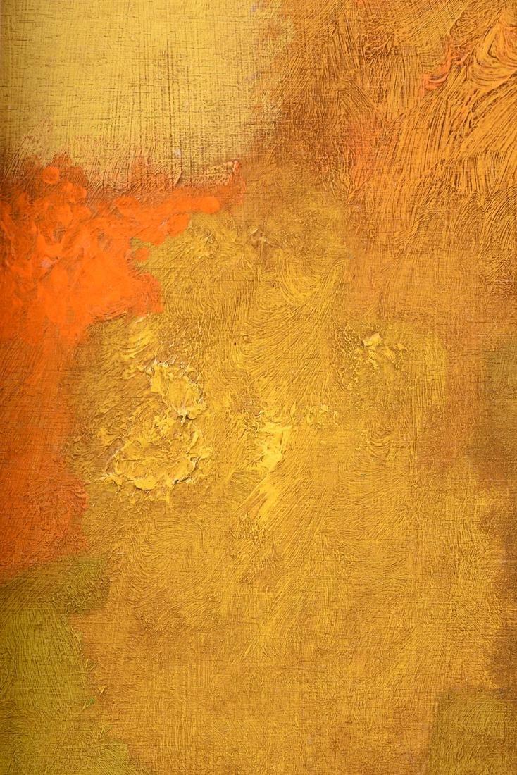 "LAMAR BRIGGS (American b. 1935) A PAINTING, ""Landscape - 5"