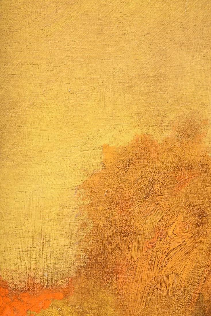 "LAMAR BRIGGS (American b. 1935) A PAINTING, ""Landscape - 6"