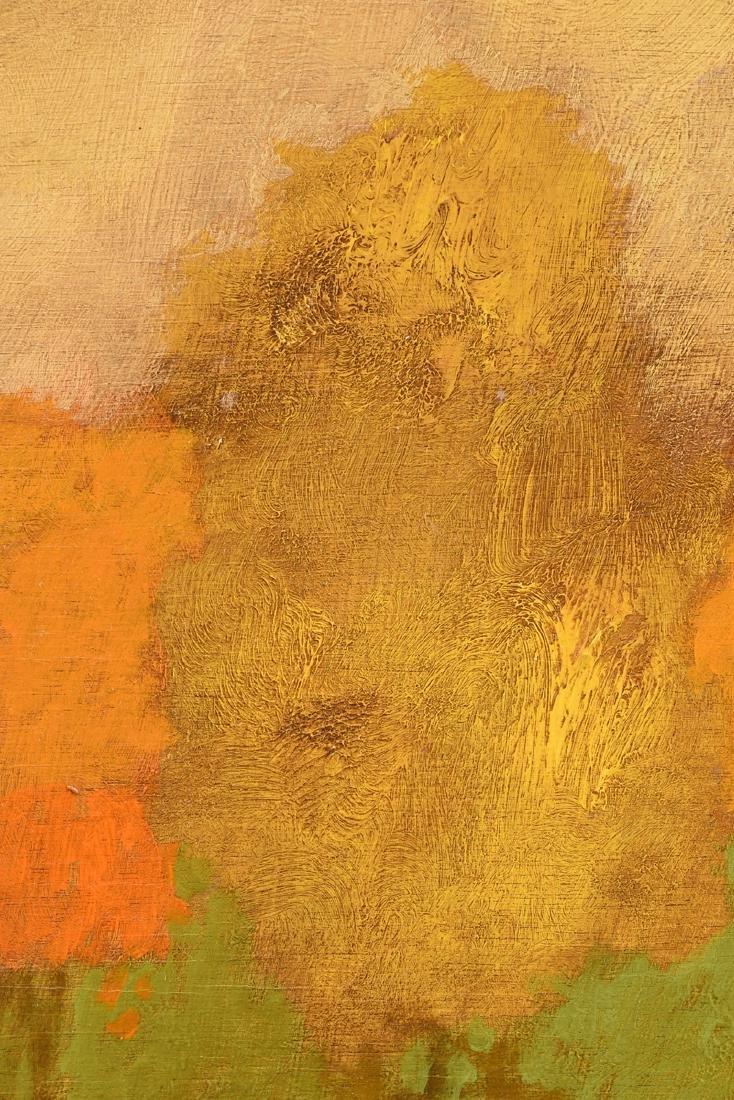"LAMAR BRIGGS (American b. 1935) A PAINTING, ""Landscape - 7"