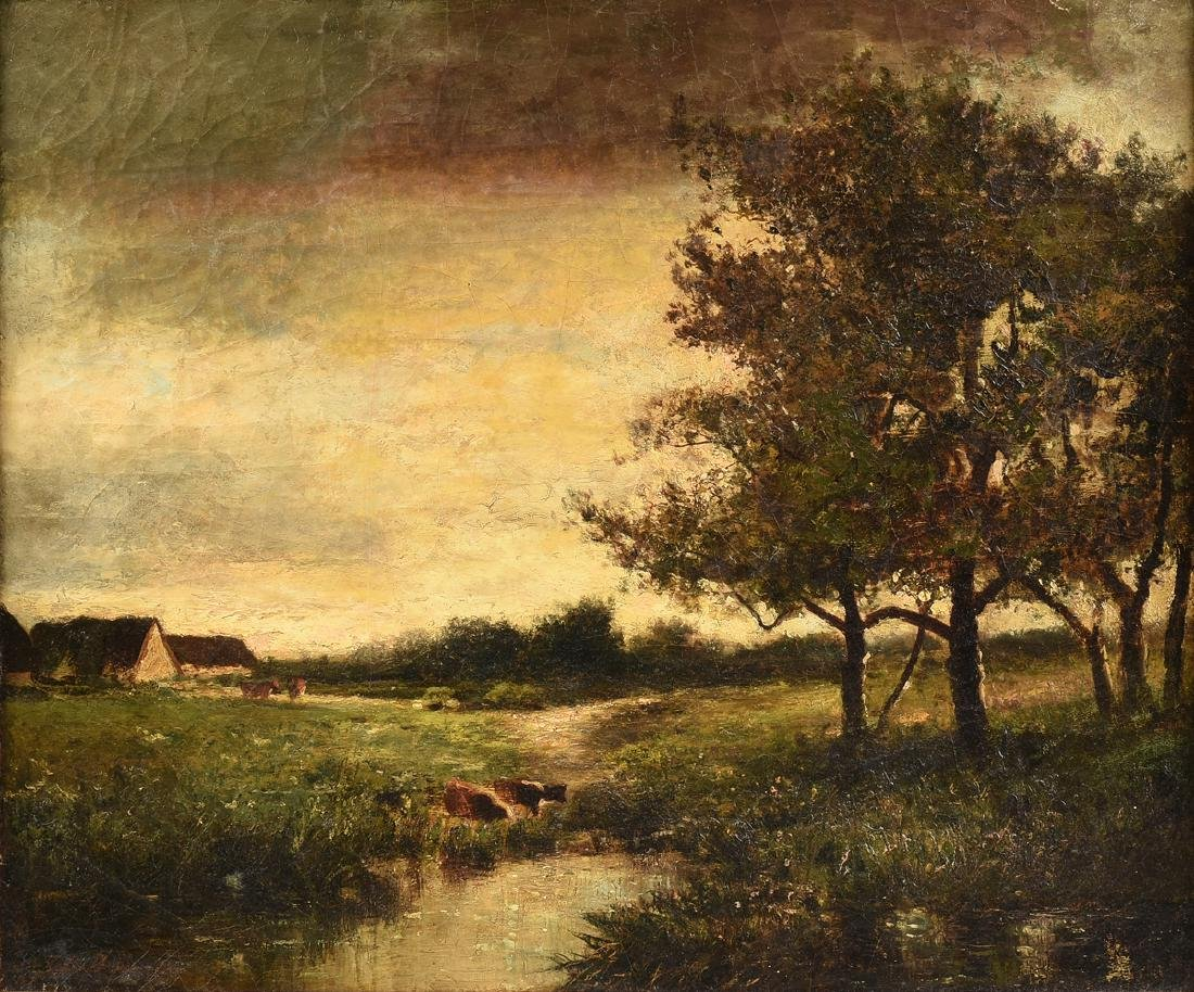in the manner of JULES DUPRE (French 1811-1889) A
