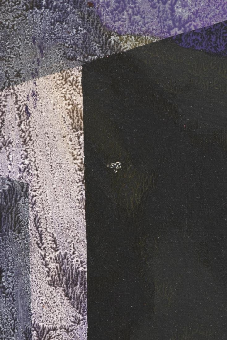 """JAN HOOWIJ (American 1907-1987) A PAINTING, """"Doors of - 11"""