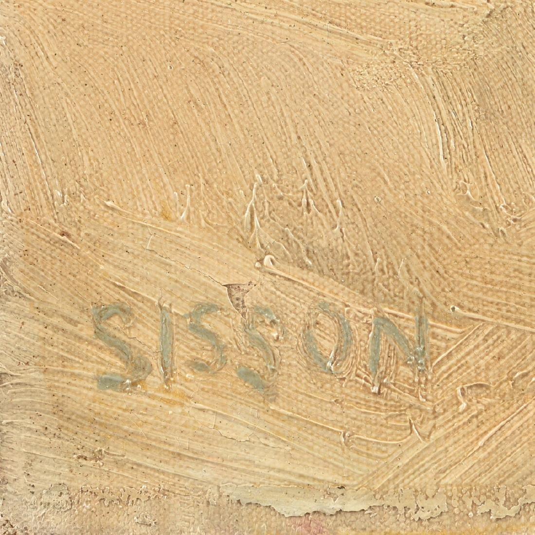 FREDERICK RHODES SISSON (American 1893-1962) A - 3