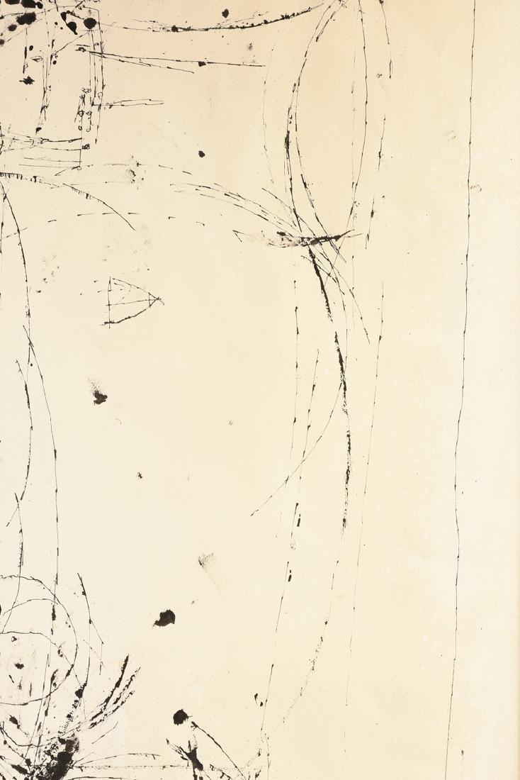 JOSEPH GLASCO (American 1948-1986) A DRAWING, - 8