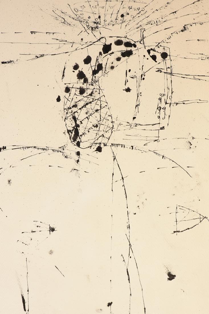 JOSEPH GLASCO (American 1948-1986) A DRAWING, - 9