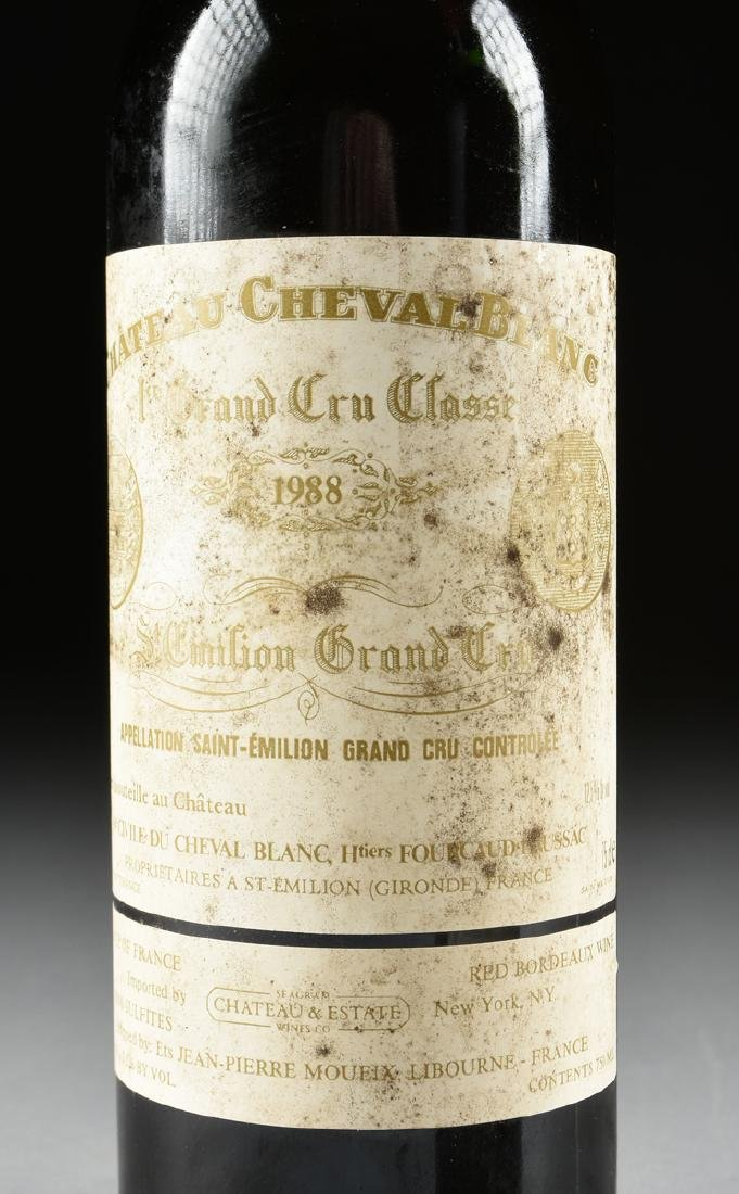 A GROUP OF ONE 1989 AND ONE 1988 BOTTLE OF CHÂTEAU - 3