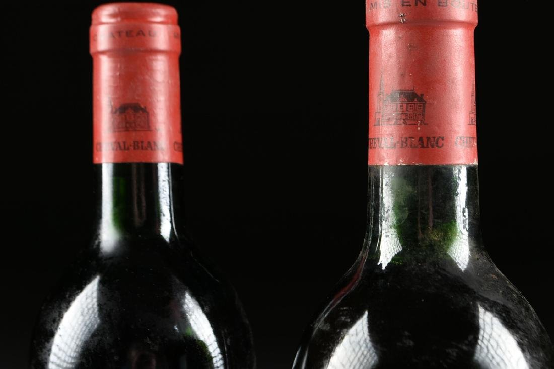 A GROUP OF ONE 1989 AND ONE 1988 BOTTLE OF CHÂTEAU - 7