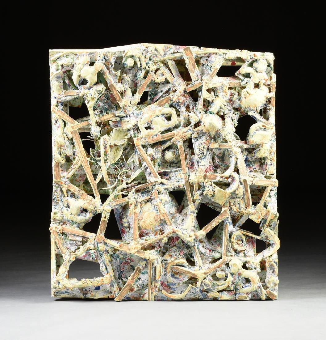 ROBIN UTTERBACK (American/Texas 1949-2007) A SCULPTURE,