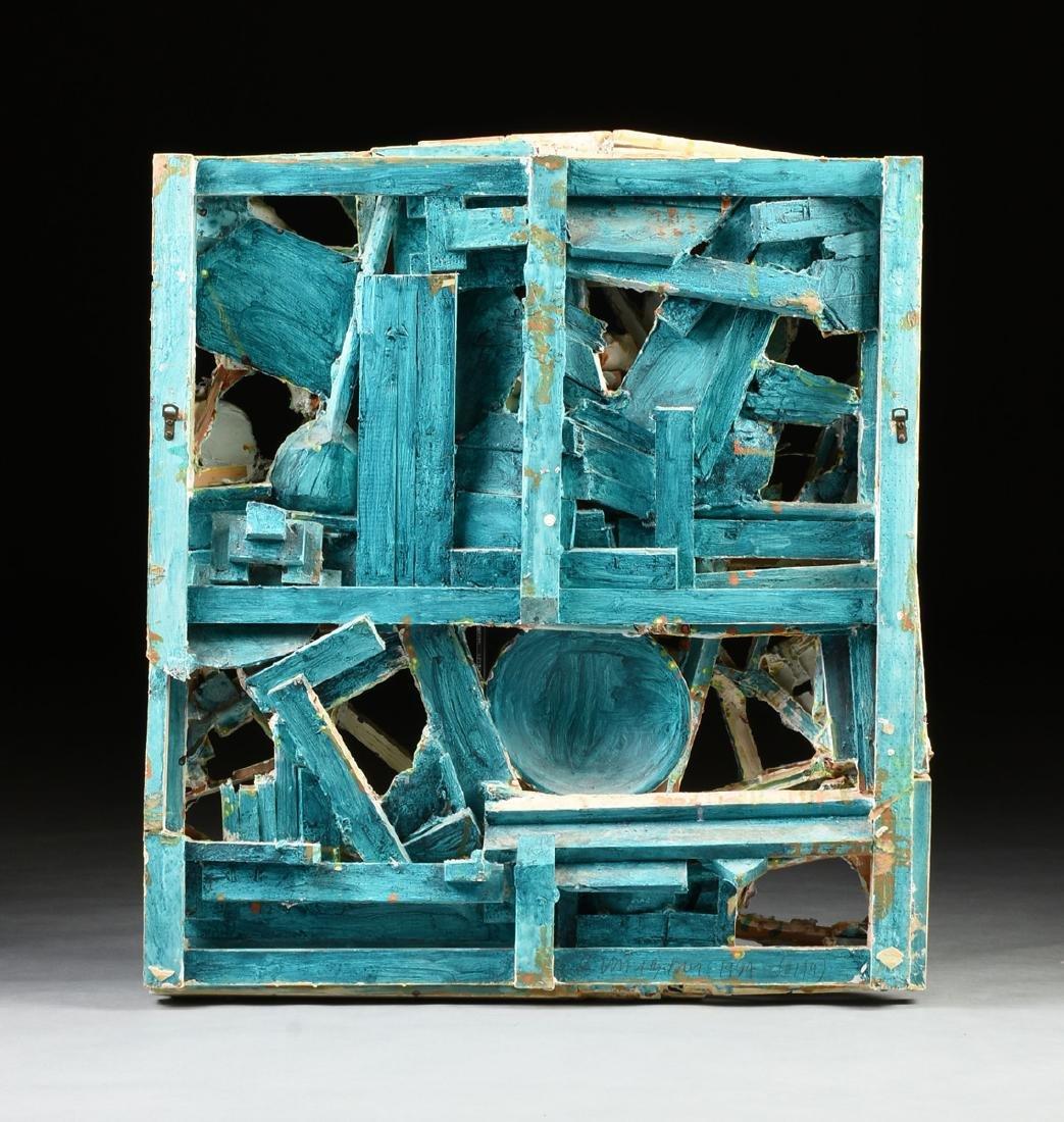 ROBIN UTTERBACK (American/Texas 1949-2007) A SCULPTURE, - 9