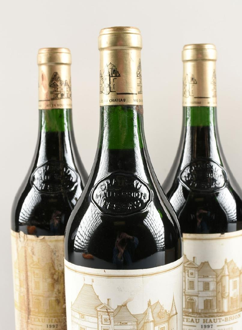 A GROUP OF ONE 1998 AND FOUR 1997 BOTTLES OF CHÂTEAU - 3