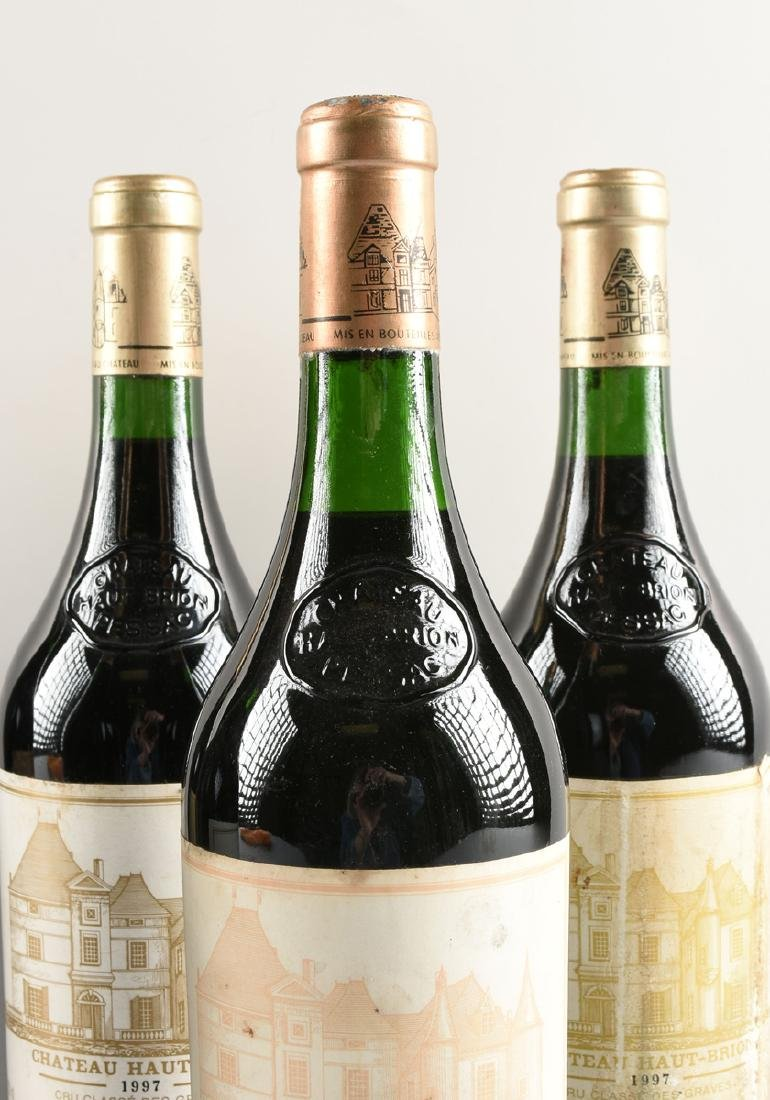 A GROUP OF ONE 1998 AND FOUR 1997 BOTTLES OF CHÂTEAU - 4