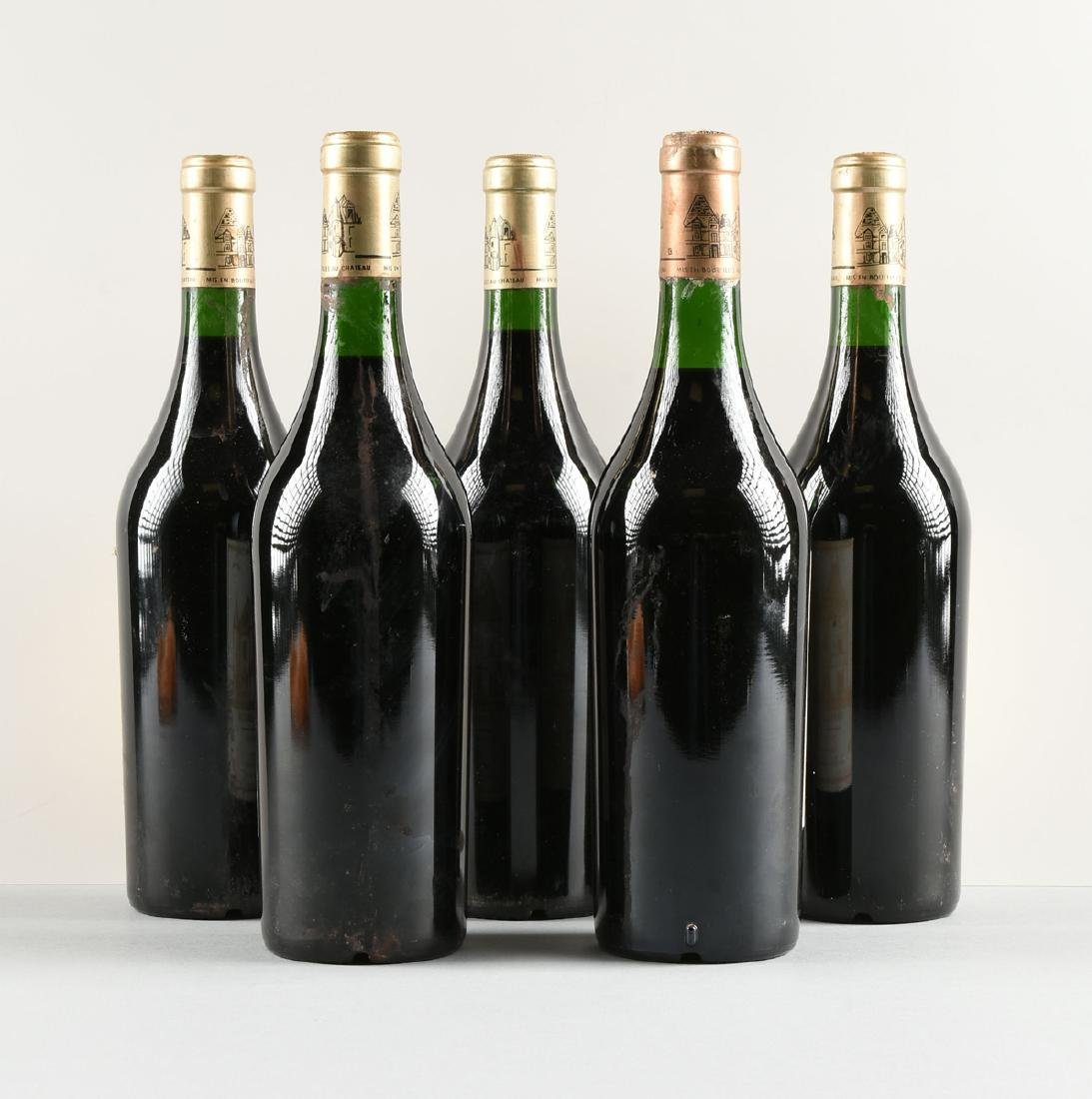 A GROUP OF ONE 1998 AND FOUR 1997 BOTTLES OF CHÂTEAU - 6