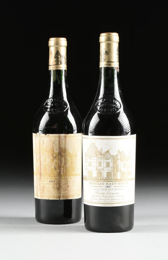 A GROUP OF ONE 1998 AND FOUR 1997 BOTTLES OF CHÂTEAU - 7
