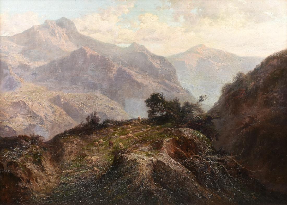 JOHN EDMUND CALIFANO (Italian/American 1862/64-1946) A