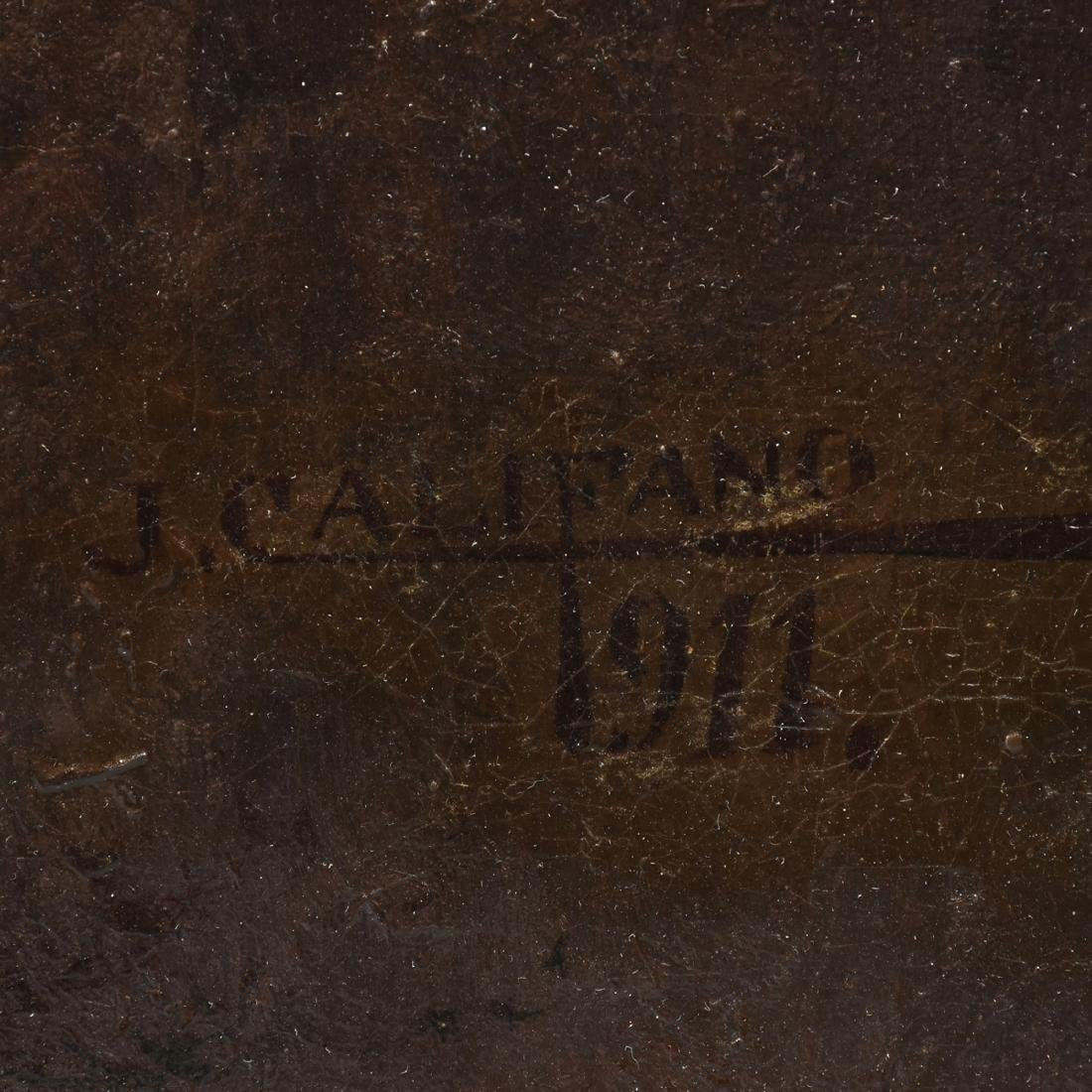 JOHN EDMUND CALIFANO (Italian/American 1862/64-1946) A - 3