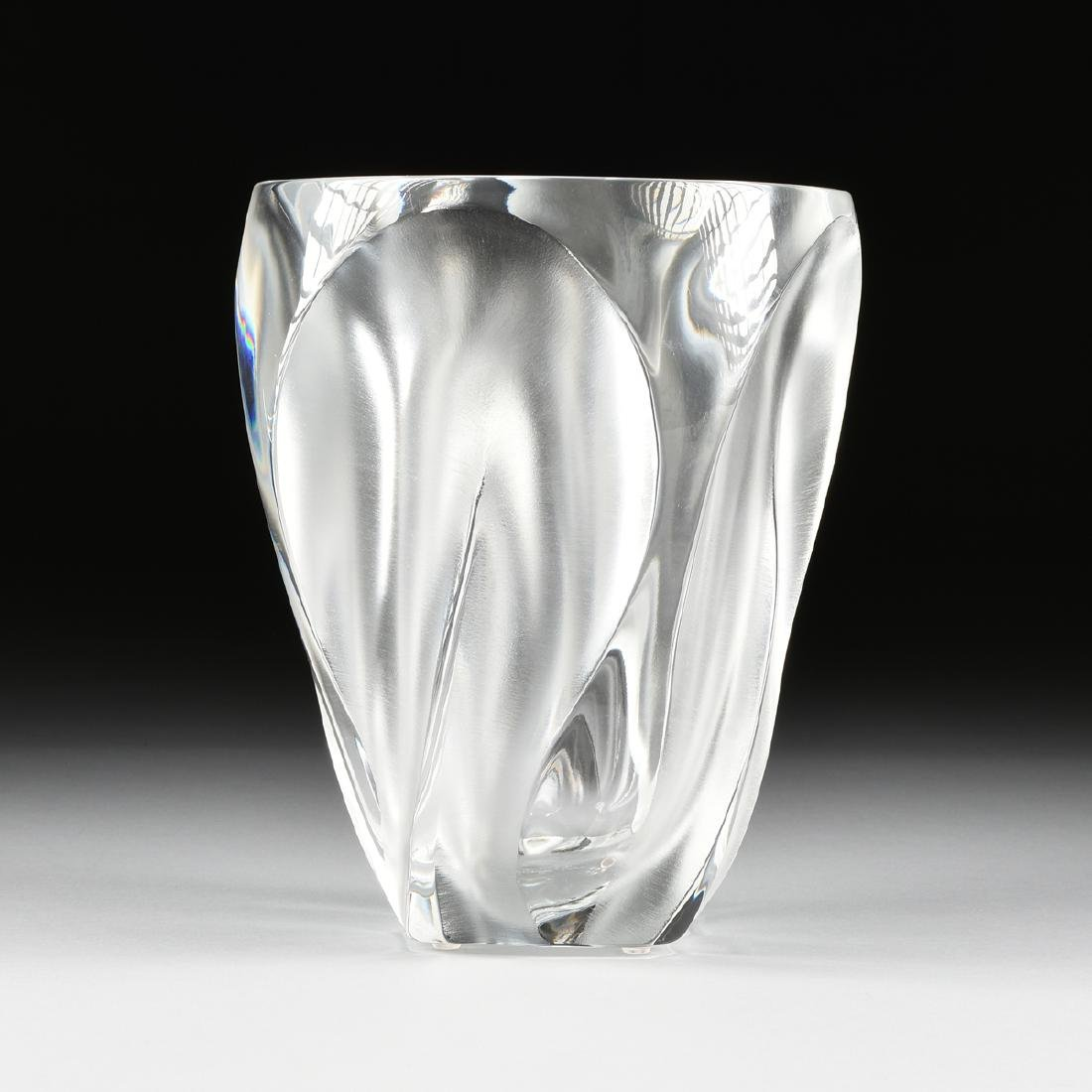 MARC LALIQUE (French 1900-1977) A CLEAR AND FROSTED - 2