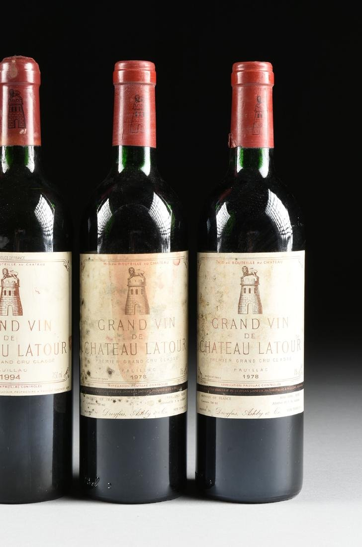 A MIXED GROUP OF SIX BOTTLES OF GRAND VIN DE CHÂTEAU - 5