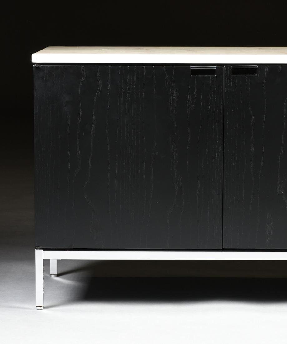 FLORENCE KNOLL (American b. 1917) A MARBLE TOPPED FOUR - 2
