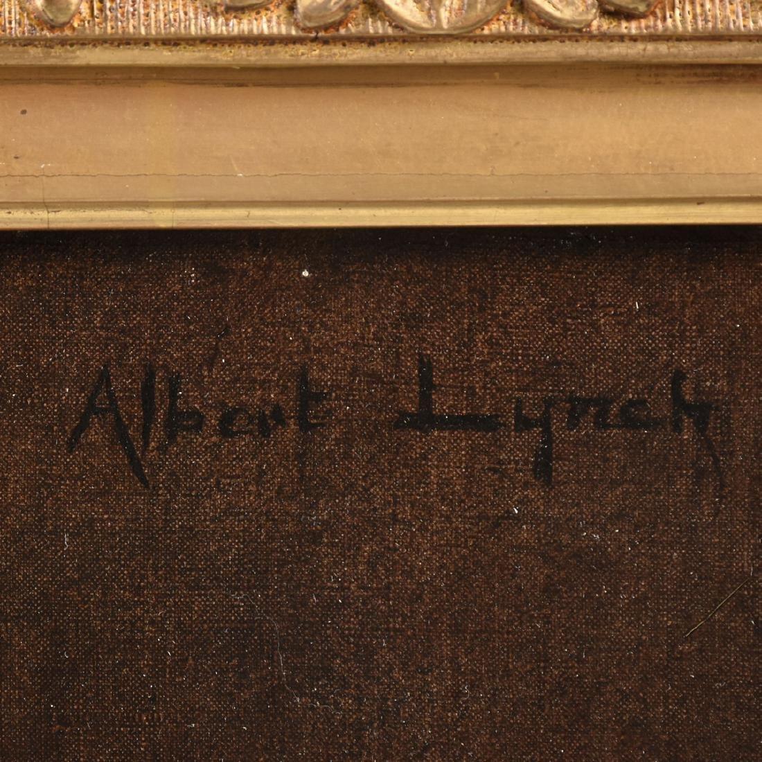 "ALBERT LYNCH (Peruvian 1851-1912) A PAINTING, ""Portrait - 2"