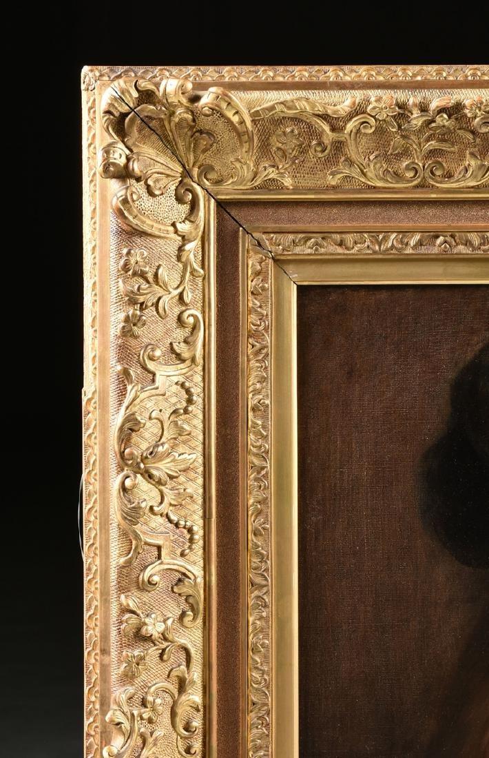 "ALBERT LYNCH (Peruvian 1851-1912) A PAINTING, ""Portrait - 4"