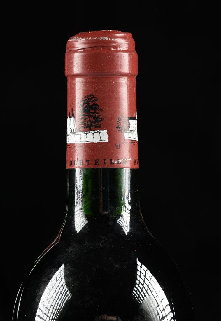 A GROUP OF ONE 1988 AND ONE 1989 BOTTLE OF CHÂTEAU - 4