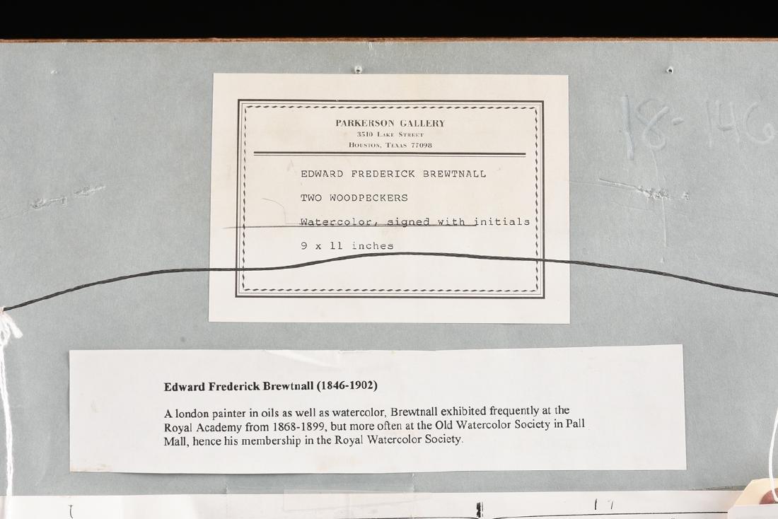 EDWARD FREDERICK BREWTNALL (British 1846-1902) A - 10