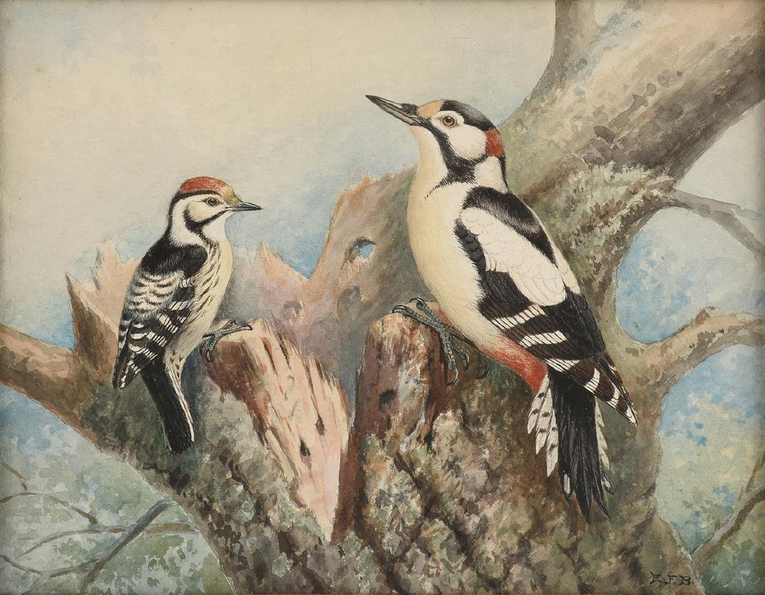 EDWARD FREDERICK BREWTNALL (British 1846-1902) A