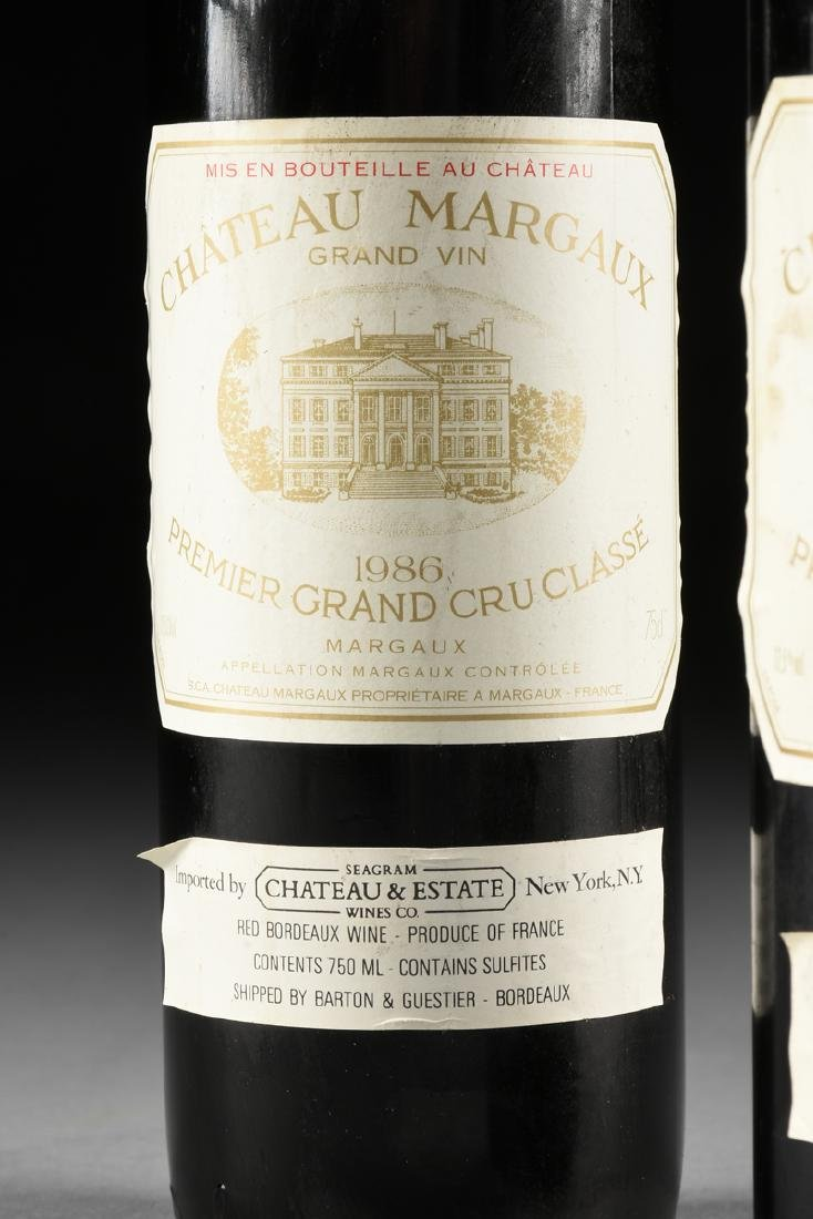 A GROUP OF ONE 1986 AND ONE 1989 BOTTLE OF CHÂTEAU - 3