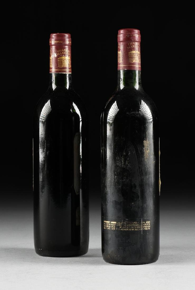 A GROUP OF ONE 1986 AND ONE 1989 BOTTLE OF CHÂTEAU - 6