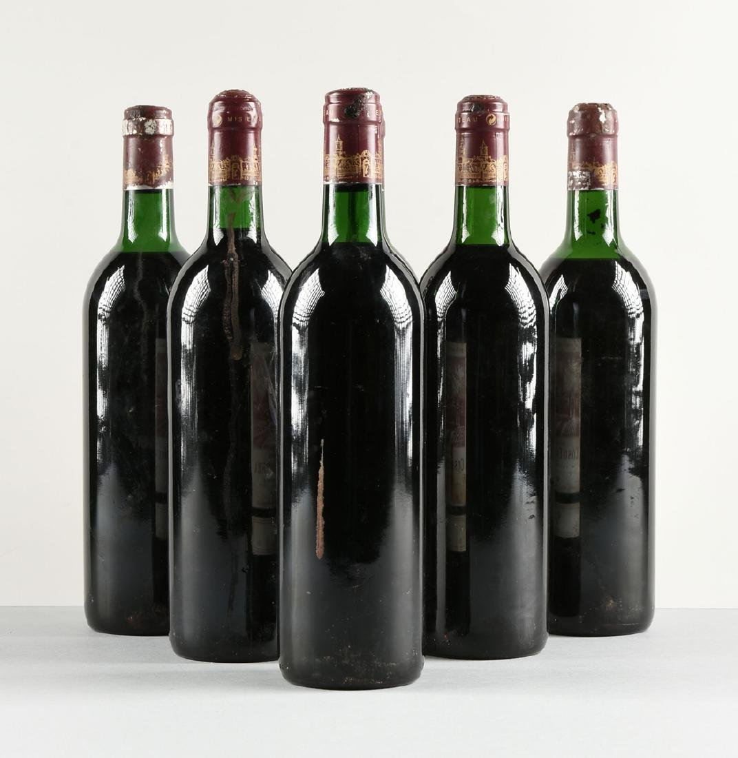 A GROUP OF SIX BOTTLES OF 1985 SAINT ESTÉPHE COS - 5