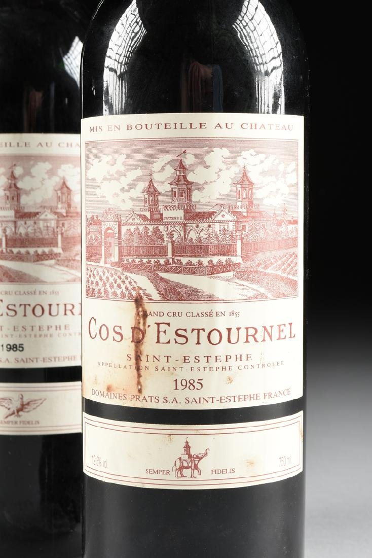 A GROUP OF SIX BOTTLES OF 1985 SAINT ESTÉPHE COS - 7