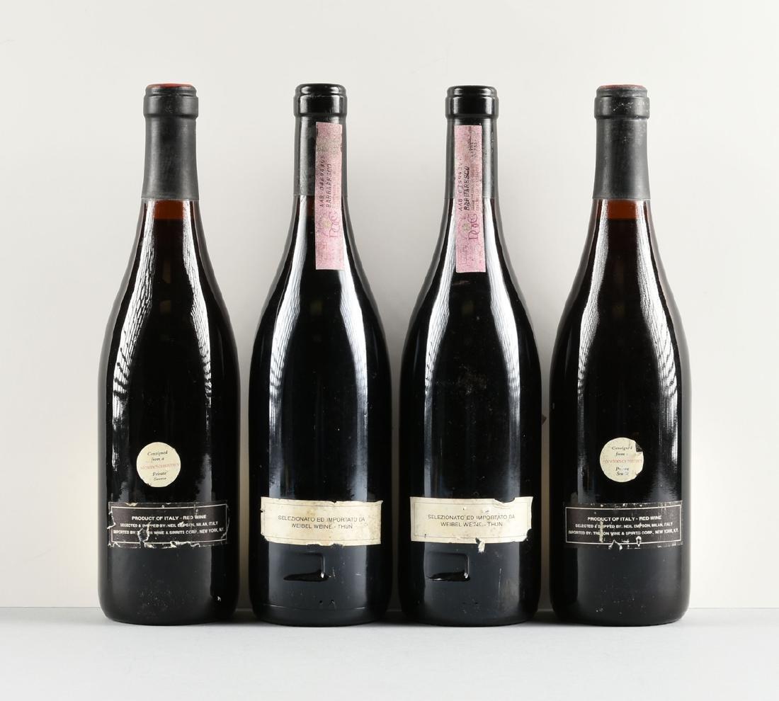 A GROUP OF FOUR BOTTLES OF GAJA BARBARESCO DOCG WINE, - 6