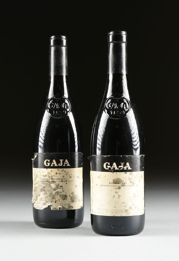 A GROUP OF FOUR BOTTLES OF GAJA BARBARESCO DOCG WINE, - 7