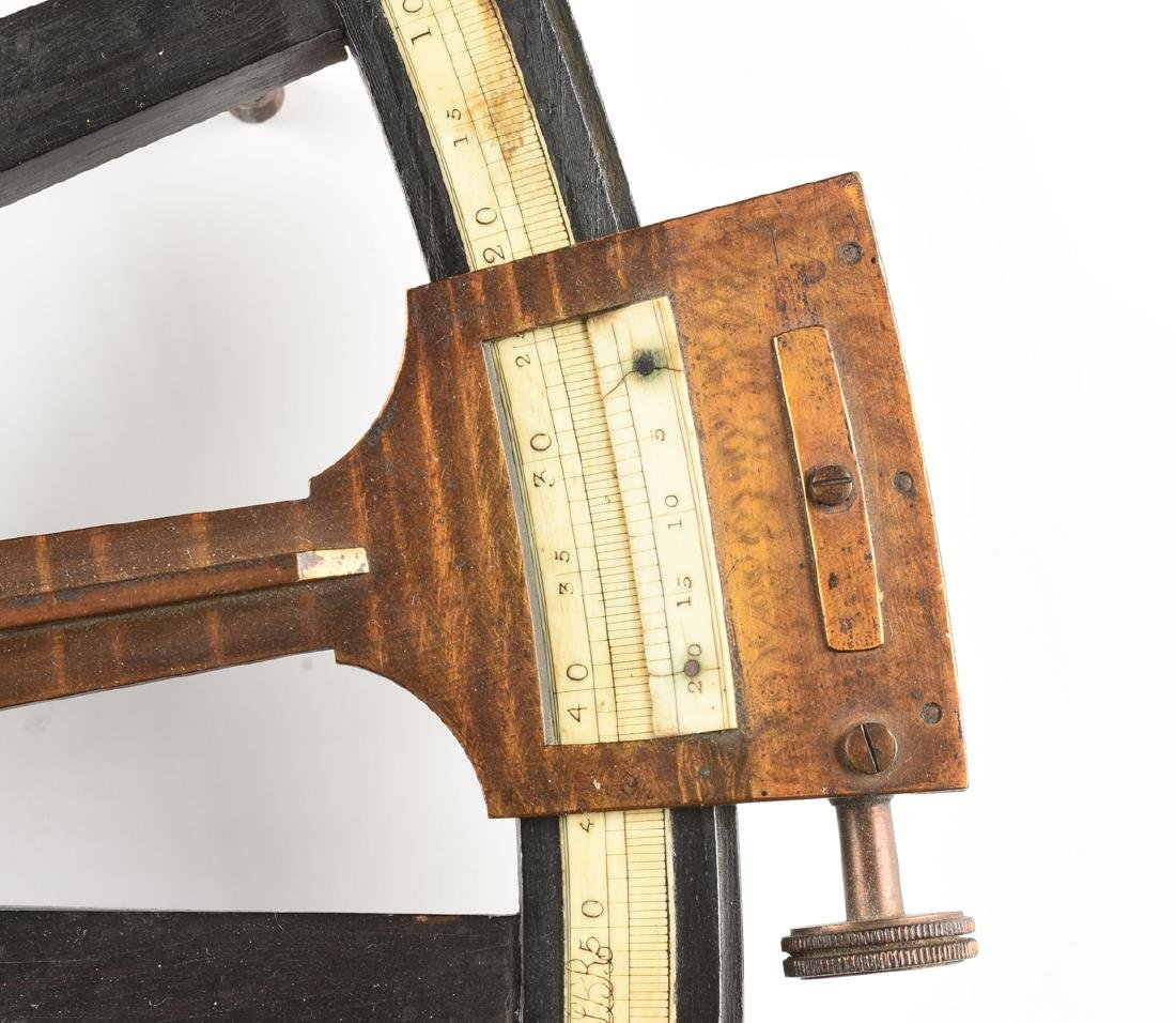 A SPENCER, BROWNING & CO. VICTORIAN EBONY, BONE, AND - 3