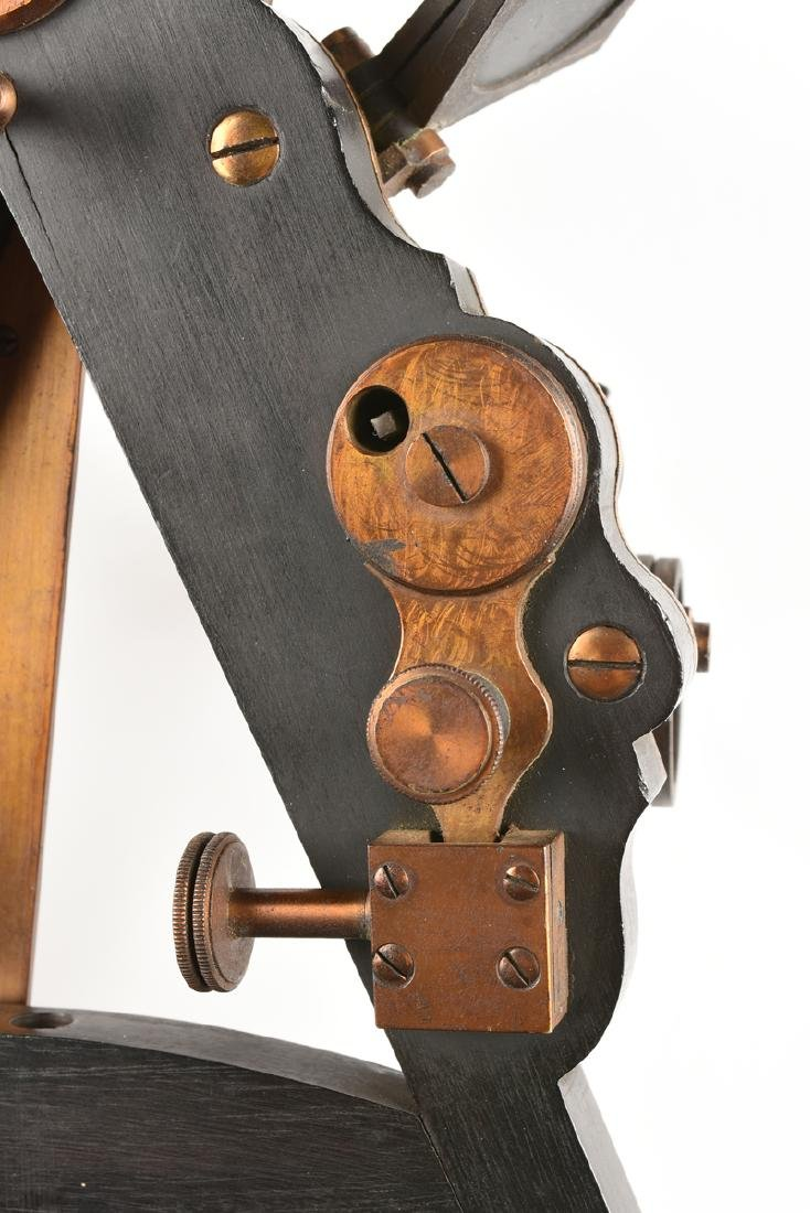 A SPENCER, BROWNING & CO. VICTORIAN EBONY, BONE, AND - 8