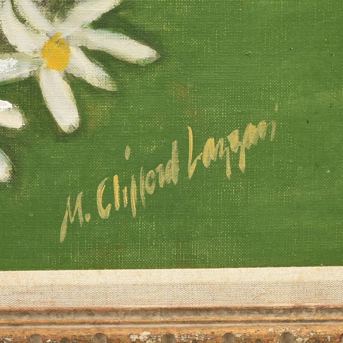 MARY CLIFFORD LAZZARI (American/Texas 20th Century) A - 5