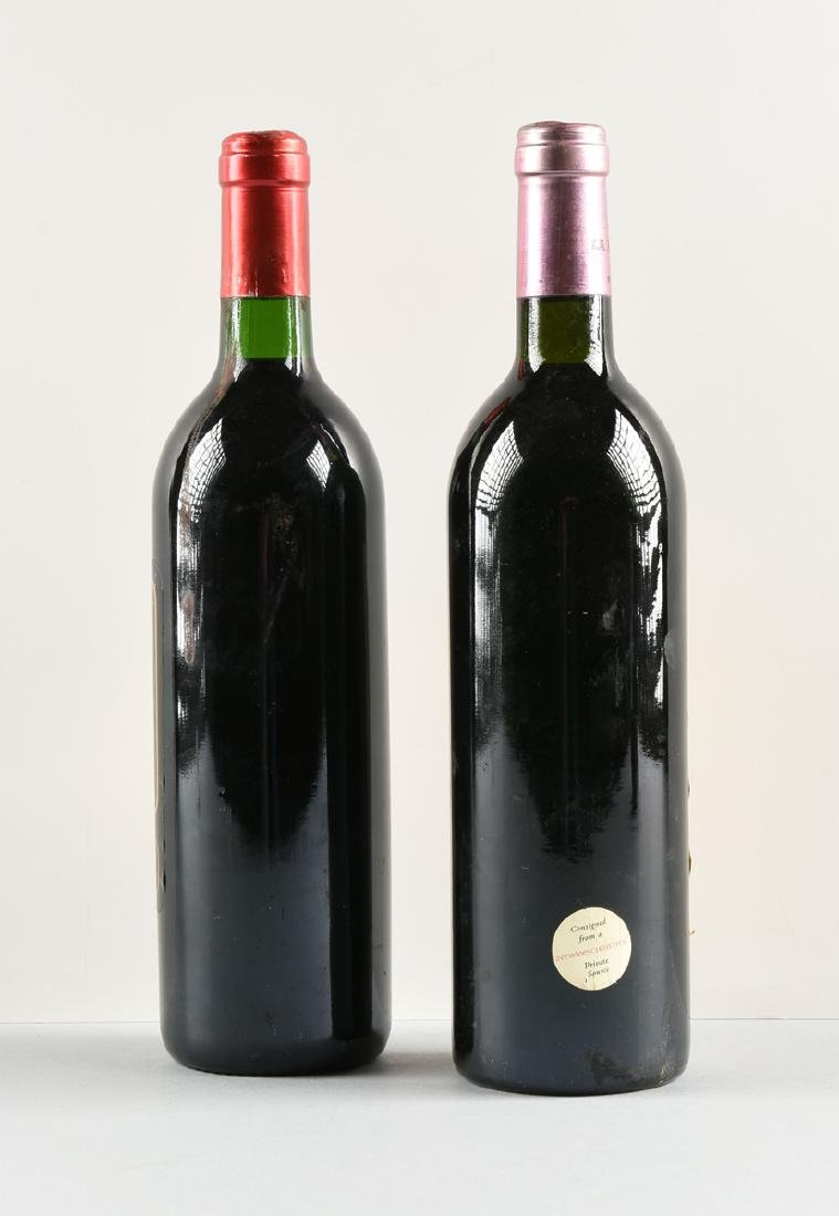 A GROUP OF TWO BOTTLES OF FRENCH WINE, - 6