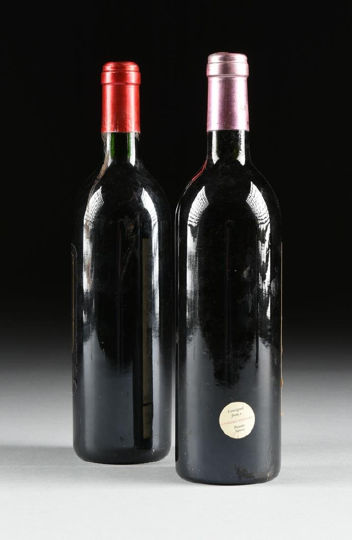A GROUP OF TWO BOTTLES OF FRENCH WINE, - 7