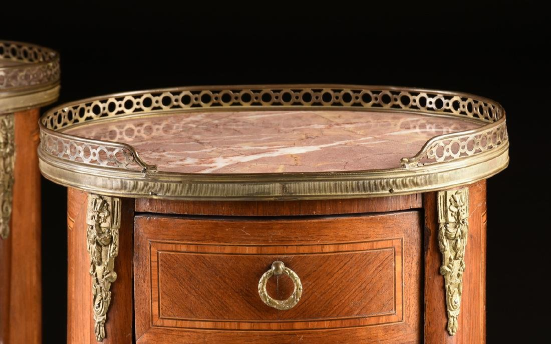 A PAIR OF FRENCH TRANSITIONAL LOUIS XV/XVI STYLE - 3