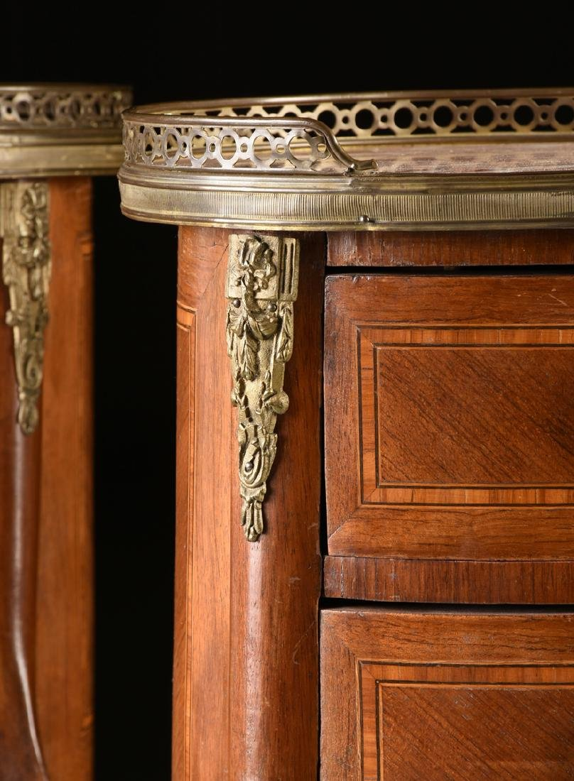 A PAIR OF FRENCH TRANSITIONAL LOUIS XV/XVI STYLE - 4