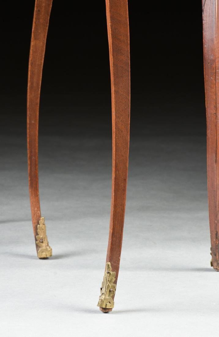 A PAIR OF FRENCH TRANSITIONAL LOUIS XV/XVI STYLE - 5