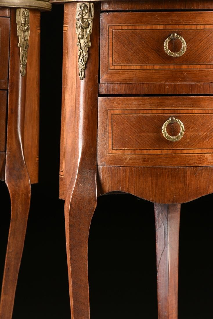 A PAIR OF FRENCH TRANSITIONAL LOUIS XV/XVI STYLE - 6