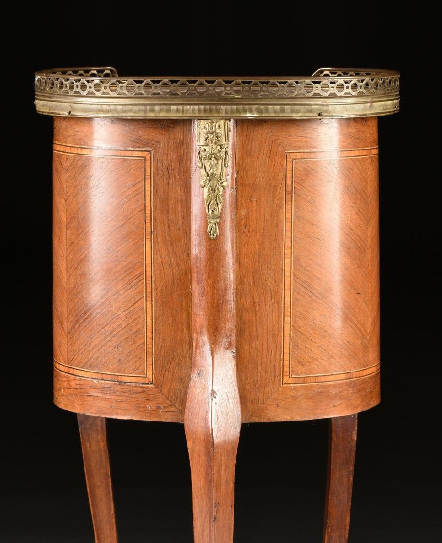 A PAIR OF FRENCH TRANSITIONAL LOUIS XV/XVI STYLE - 8