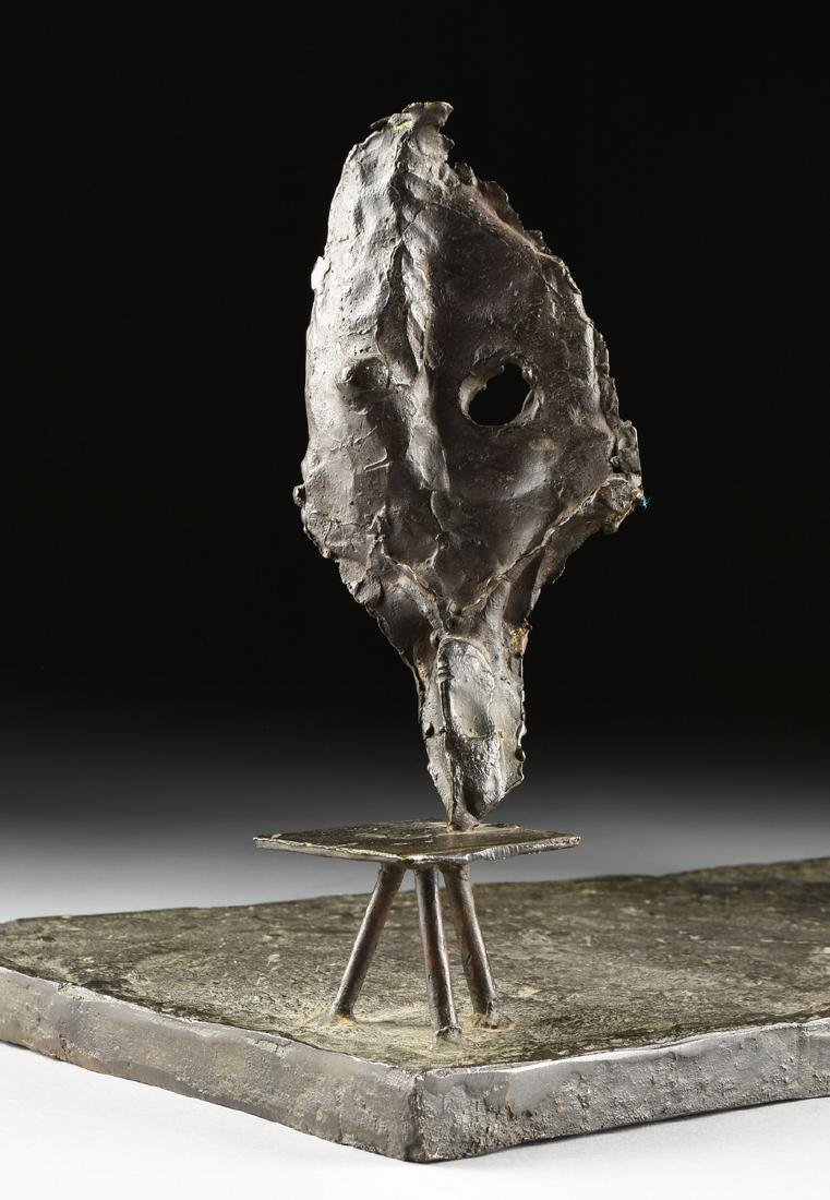 """AUGUSTO PEREZ (Italian 1929-2001) A SCULPTURE, """"Il - 5"""