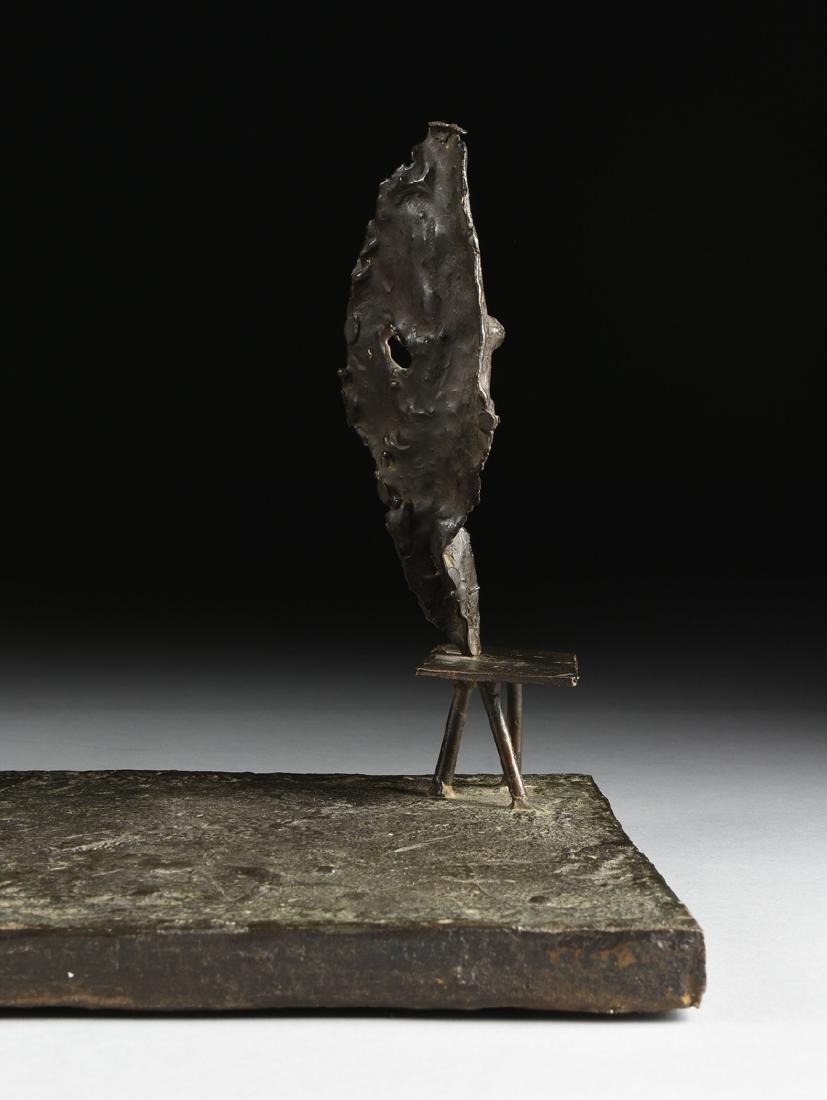 """AUGUSTO PEREZ (Italian 1929-2001) A SCULPTURE, """"Il - 8"""