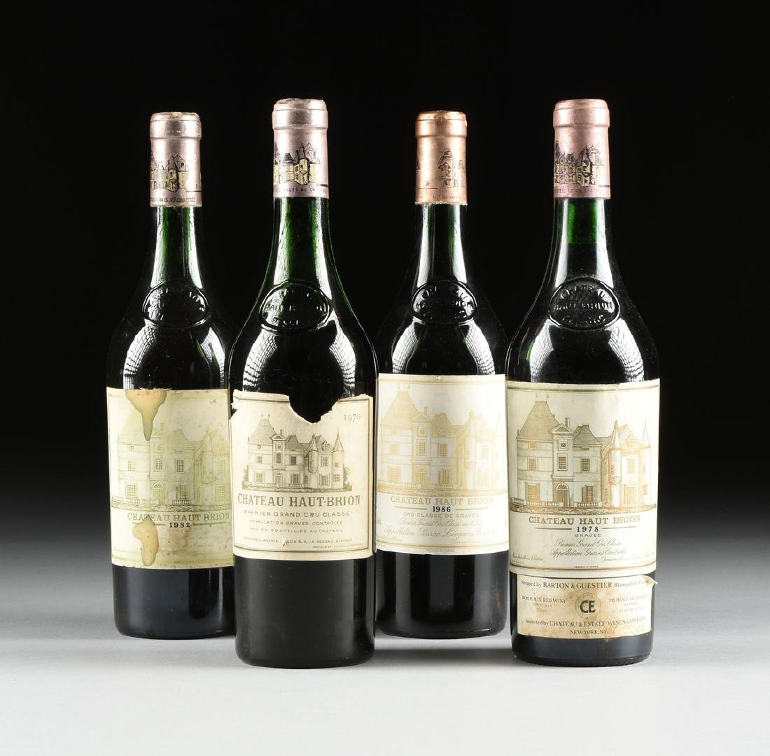 A GROUP OF TWELVE BOTTLES OF CHÂTEAU HAUT BRION WINE, - 8