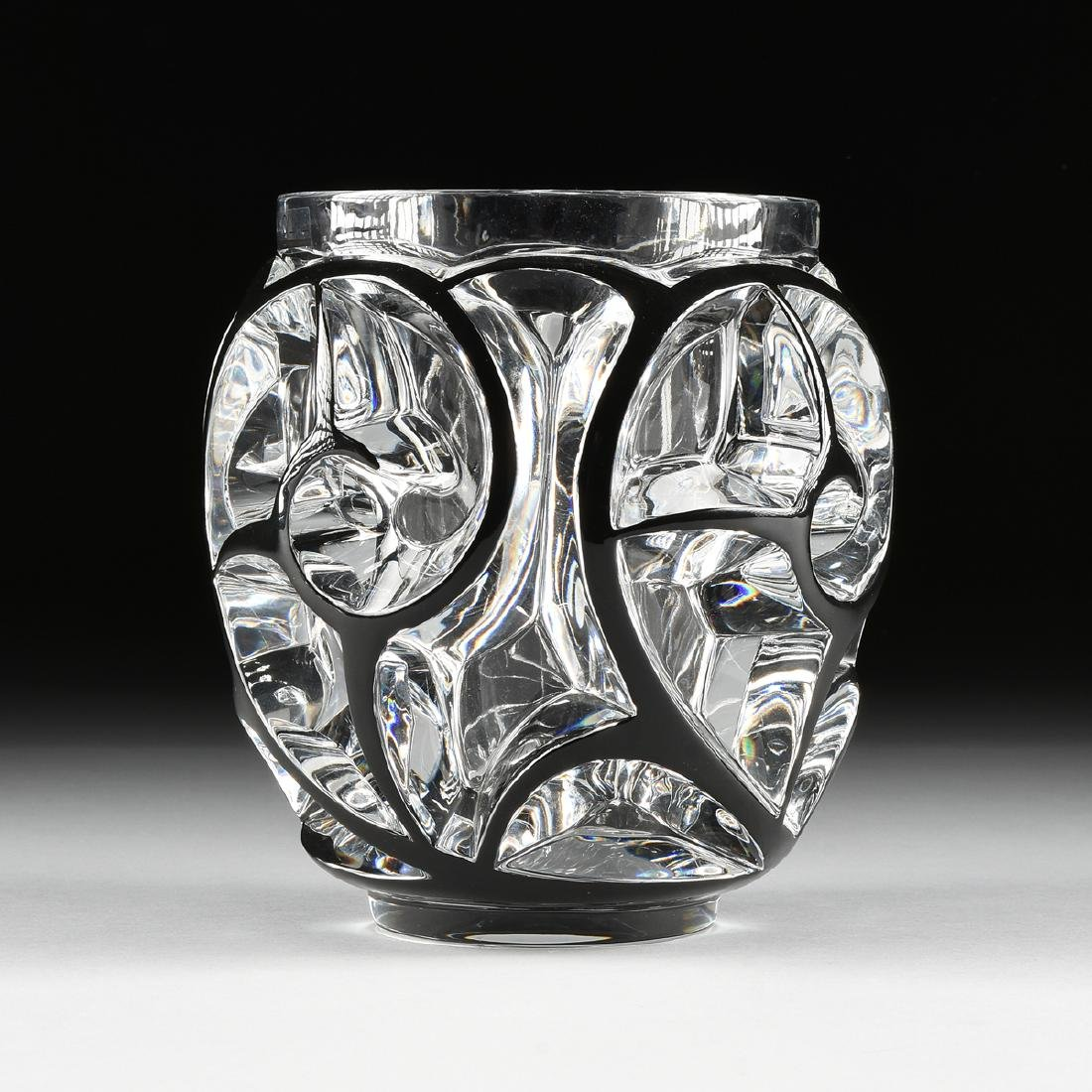 RENE LALIQUE (French 1860-1945) A LIMITED EDITION CASED - 2